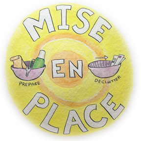 Use Mise en Place with Your Art